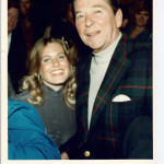 Charlotte Laws and ronald Reagan