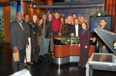 Group shot of The Filter cast NBC